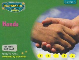 Read Write Inc. Phonics: Non-fiction Set 1 (Green): Hands