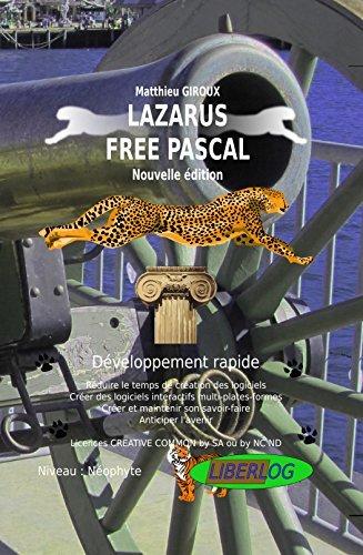 LAZARUS FREE PASCAL - Développement rapide