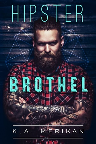 keysmash book review hipster brothel k.a. merikan cover art
