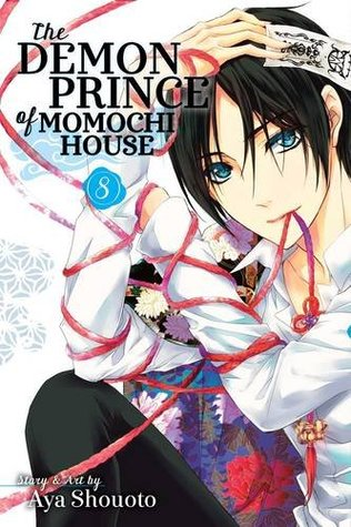 The Demon Prince of Momochi House, Vol. 8