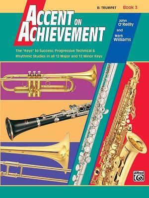 Accent on Achievement, Bk 3: B-Flat Trumpet