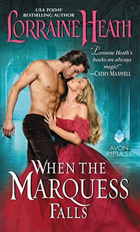 When the Marquess Falls (Hellions of Havisham, #3.5)