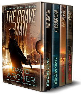 The Sam Prichard Series - Books 1-4