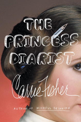 The Princess Diarist by Carrie Fisher thumbnail