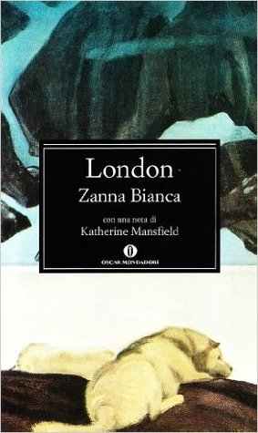 Zanna Bianca by Jack London