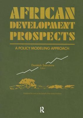 African Development Prospects: A Policy Modeling Approach