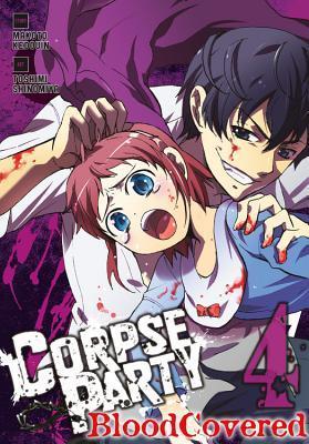 Descargar libros epub gratis en línea Corpse Party: Blood Covered, Vol. 4