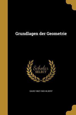 Grundlagen Der Geometrie