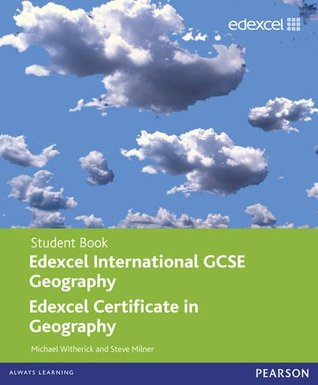 Edexcel International GCSE/certificate Geography Student Book and Revision Guide Pack