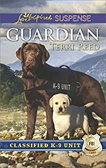 Guardian (Classified K-9 Unit, #1)