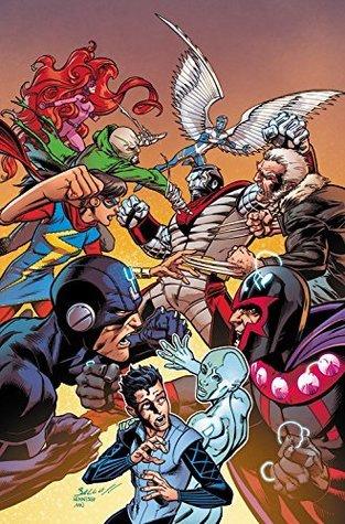 All-New X-Men: Inevitable, Volume 4: IvX
