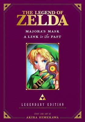 The Legend of Zelda: Legendary Edition, Vol. 3: Majora's Mask/A Link to the Past