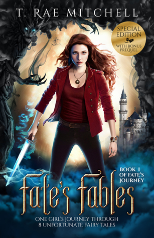 Fate's Fables by T. Rae Mitchell