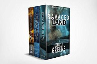 The Ravaged Land Series Books 1-3 by Kellee L. Greene