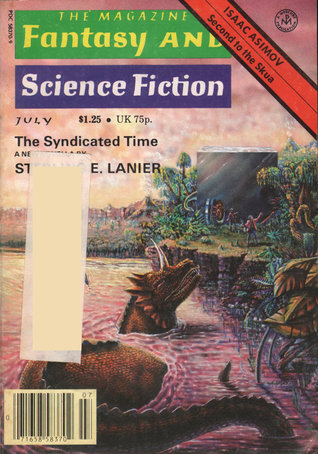 The Magazine of Fantasy and Science Fiction, July 1978 (The Magazine of Fantasy & Science Fiction, #326)