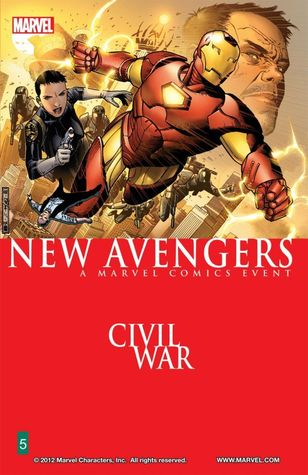 The New Avengers, Volume 5 by Brian Michael Bendis