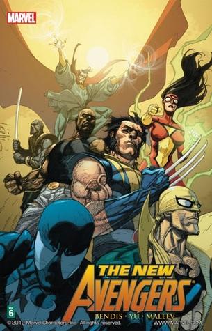 The New Avengers, Volume 6: Revolution