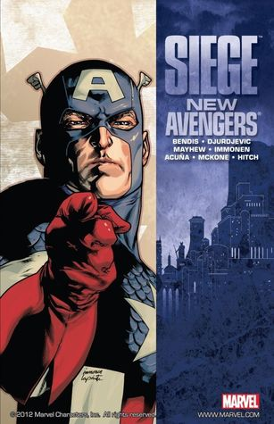 The New Avengers Volume 13 Siege By Brian Michael Bendis
