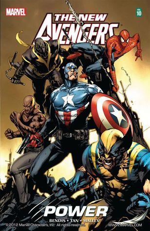The New Avengers, Volume 10: Power