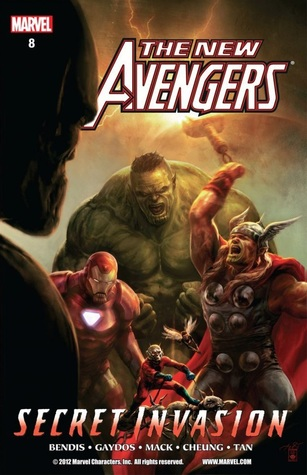 The New Avengers, Volume 8 by Brian Michael Bendis