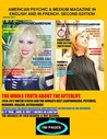 AMERICAN PSYCHIC & MEDIUM MAGAZINE IN ENGLISH AND IN FRENCH. SECOND EDITION. January 2017, 180 Pages