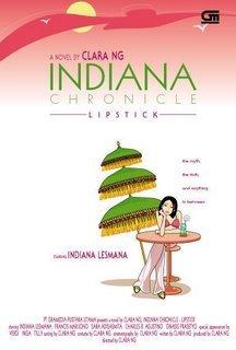 Indiana Chronicle by Clara Ng