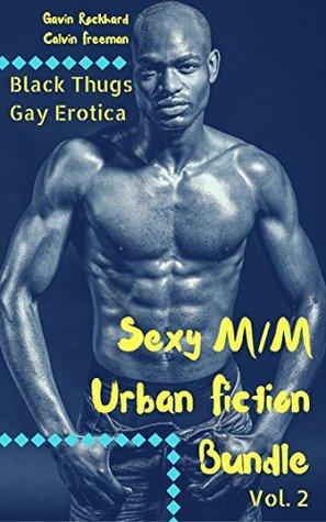Black Thugs Gay Erotica, Vol. 2: Sexy M/M Urban Fiction Bundle