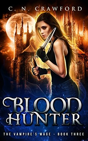 Blood Hunter (The Vampires Mage #3)