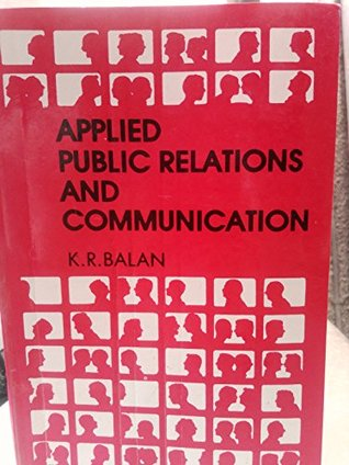 APPLIED PUBLIC RELATIONS AND COMMUNICATION