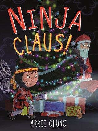 Ninja Claus! by Arree Chung