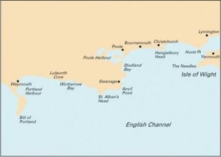 Imray Chart C4: Needles Channel to Portland Bill