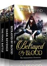 The Amaranthine Chronicles Complete Series by Tiffany Shand