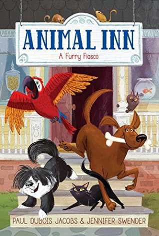A Furry Fiasco (Animal Inn Book 1)