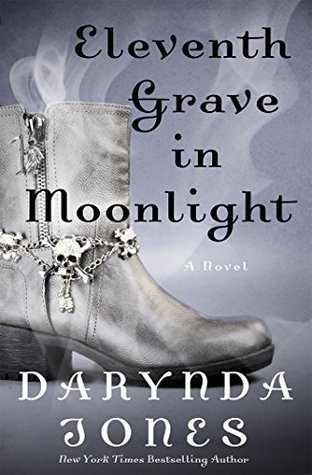 Book Review: Eleventh Grave in Moonlight by Darynda Jones