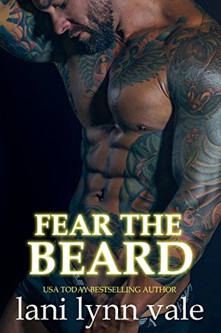 Fear the Beard (The Dixie Warden Rejects MC #2)