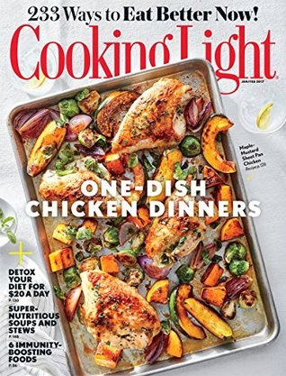 COOKING LIGHT Magazine Photo
