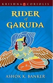 Rider of Garuda (Krishna Coriolis, #7)