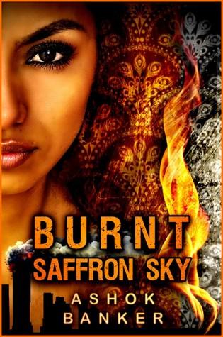 Burnt Saffron Sky (Kali Rising #2)