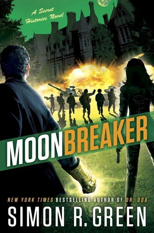 Book Review: Moonbreaker by Simon R. Green
