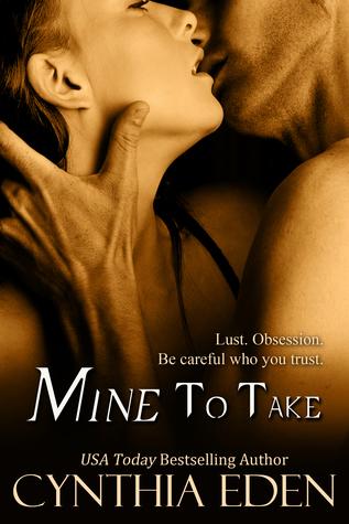 Hasil gambar untuk Cynthia Eden – Novel Mine to Take