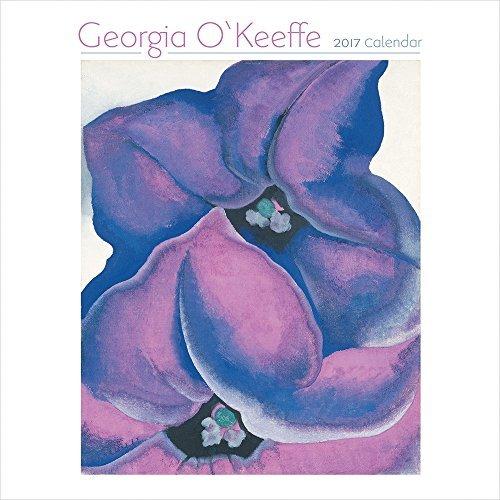 Georgia O'Keeffe 2017 Mini Wall Calendar