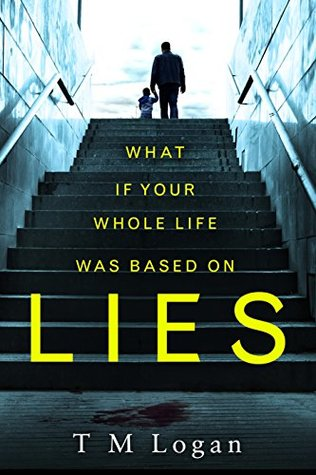 Image result for lies tm logan book cover