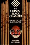 Chinese Black Chamber: An Adventure in Espionage