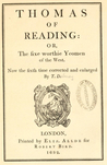 Thomas Of Reading