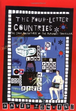 The Four Letter Countries by David     Jenkins