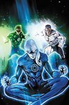 Hal Jordan & the Green Lantern Corps, Volume 3: Search for the Blue Lantern