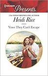 Vows They Can't Escape: A Scandalous Billionaire Romance