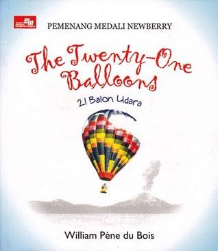 21 Balon Udara