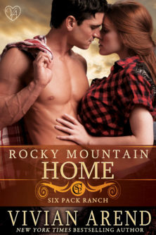 Rocky Mountain Home – Vivian Arend – 5 Stars