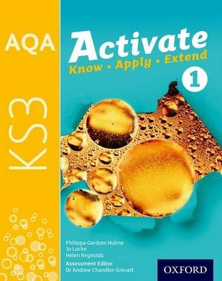 Aqa Activate for Ks3 Student Book 1